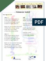 Comenius induló