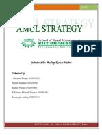 Amul Strategy