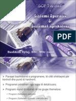 Sistemet Operative