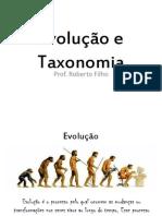 Evolução e Taxonomia para 7º ano