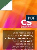 Presentación CSS