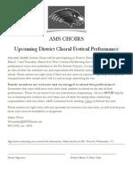 District Festival Handout 2012