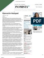 Operación Huésped _ El Economista