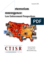 HSPI Research Brief - Counter Terrorism Intelligence
