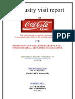 Coco Cola Project