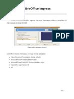 Libre Office Impress