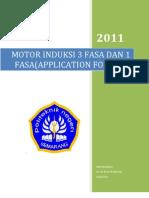 Motor Induksi 3 Fasa Dan 1 Fasa