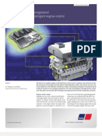 MTU White Paper Electronic Engine Management