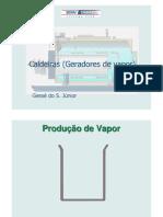 Caldeiras - Aula CHP Manut