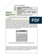 Guia de Aprendizaje Objetos Visual Basic II