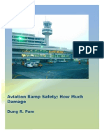 Aviation Ramp Safety; How Much Damage
