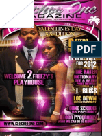 GeeChee One Magazine MARCH 2012 Online Edition