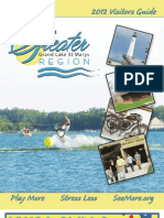 2012 Greater Grand Lake St. Marys Region Visitors Guide
