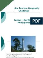 Philippine Tourism Geography Challenge