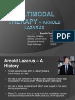Multi Modal Therapy -Final
