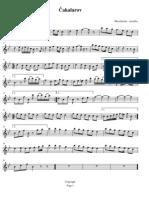 Chakalarov Concert Key