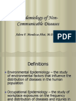 5907415 Epidemiology of Noncommunicable Diseases