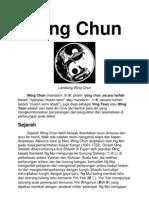 Sistem Ilmu WingChun