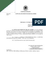 Portaria 17/2012 - Aprova a NPCP - CPRJ