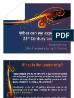 Leadership for the 21st Century by AKKO
