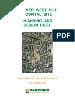 Hospital Site Plan