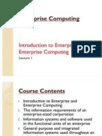 Introduction EC