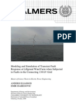 Wind Farm Fault