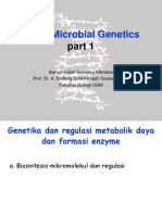 FISMIK Basic Microbial Genetics
