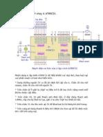Mạch điện cơ bản chạy ic AT89C51 - Lập trình ASM==