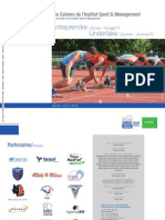 Les Cahiers de l'Institut Sport & Management - N°4