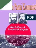 Marx Dan Engels - Manifesto Partai Komunis