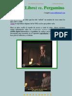 01_Códex (Libro) vs. Pergamino_