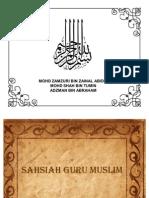 Sahsiah Guru Muslim