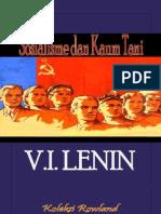 V.I. Lenin - Sosialisme Dan Kaum Tani