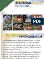 1_peran Pemasaran Dalam Agribisnis