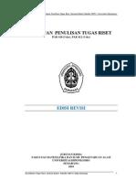 Panduan Penulisan Tugas Riset Revisi