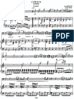 Breval Sonata in C Major