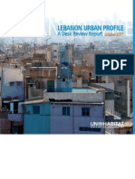 Lebanon Urban Profile