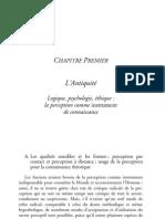 Simondon Cours Sur La Perception