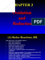 3A Redox Reaction