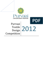 Purvaai Textile Design Competition 2012