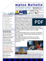 Issue 8 Newsletter