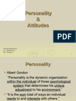 Personality n Attitudes-session5
