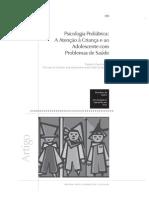 A psicologia pediátrica