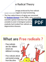 Free Radical Theory
