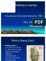 Indian Stamp Act, 1899
