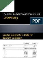 Capital Budgeting Techniques_MK1&2