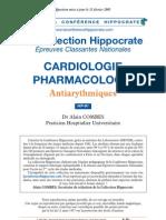 HP-01 antiaritmice