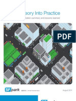 Manual de Implementación de Estacionamiento Medido - San Francisco (CA, USA) SFPark
