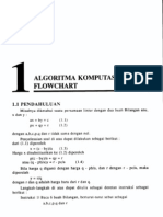 Bab1-Algoritma Komputasi Dan Flowchart